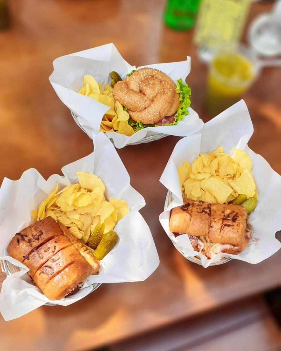 sanduiches
